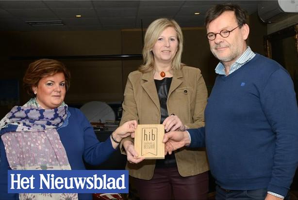 De Rijcker GO krijgt HIB-label van UNIZO De Rijcker GO