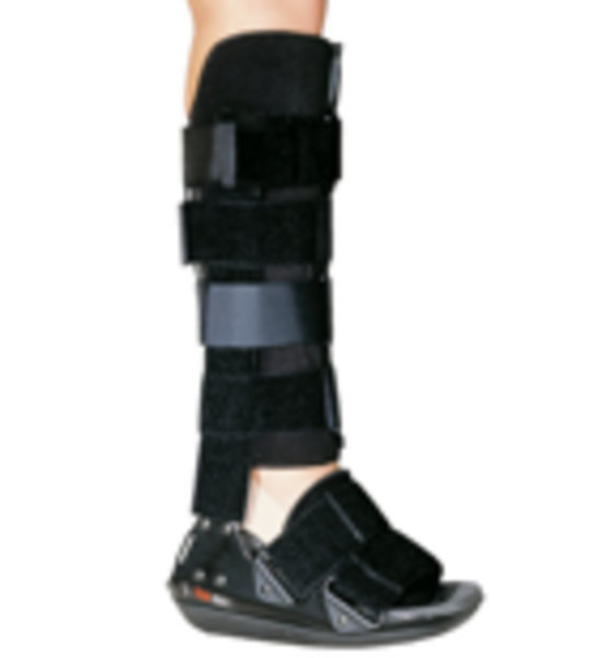 Achilles Boot De Rijcker - Ganda Orthopedica bvba