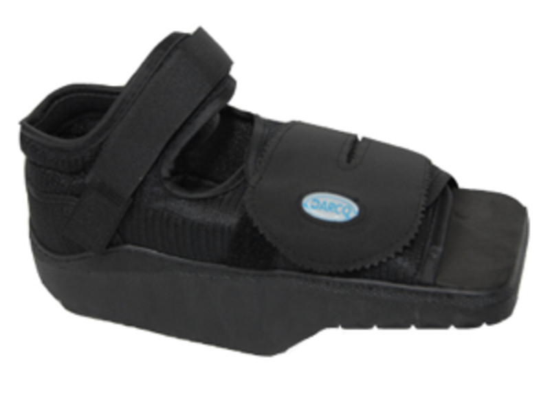 OrthoWedge  Healing Shoe De Rijcker - Ganda Orthopedica bvba