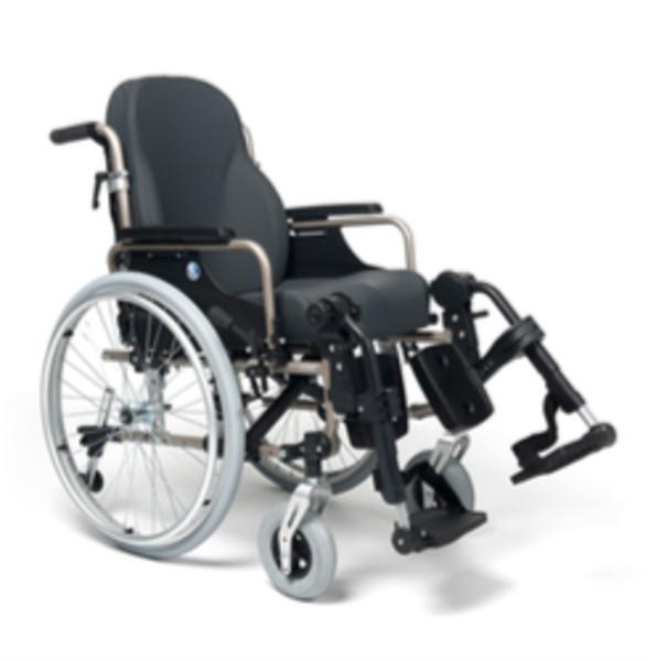 Modulaire rolstoel De Rijcker GO