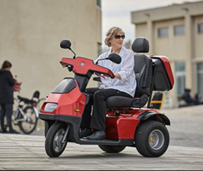 Alfiscooter S3 De Rijcker GO