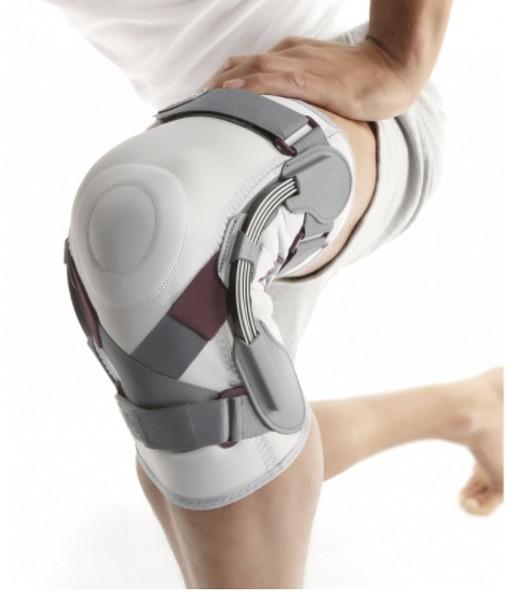Med Kniebrace De Rijcker - Ganda Orthopedica bvba