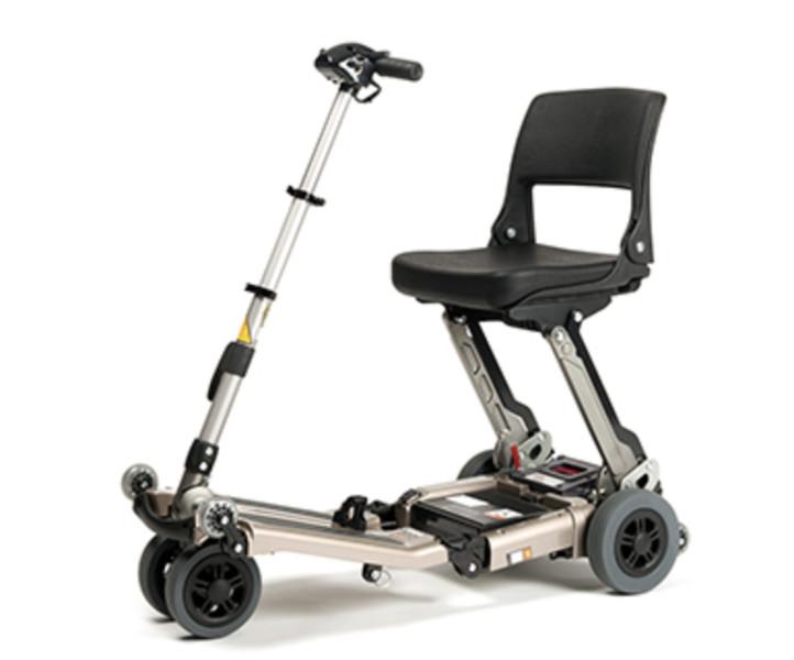 Luggie - plooibare scooter De Rijcker GO