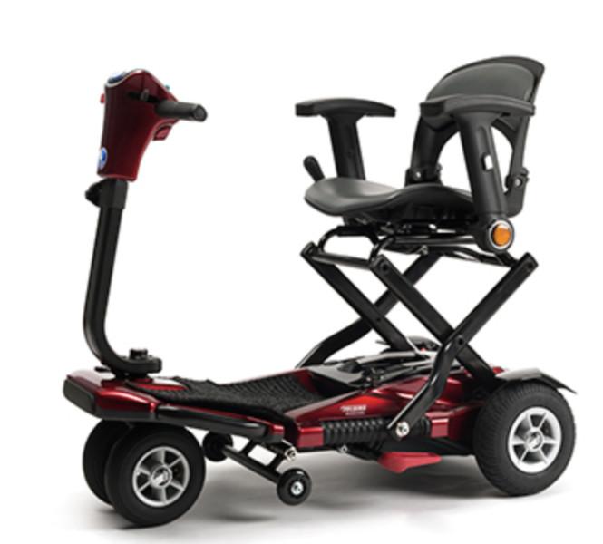 Sedna - plooibare scooter De Rijcker GO