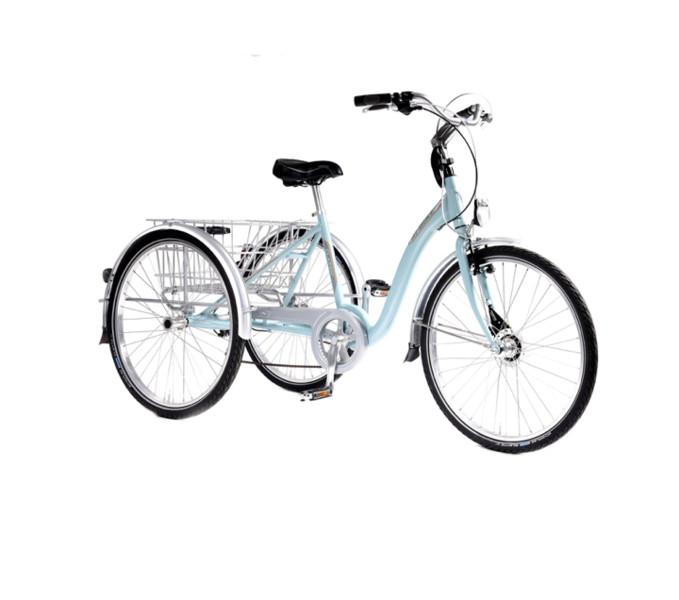 Tribike Classic Alu-S De Rijcker GO