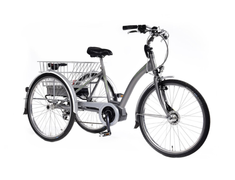 Tribike Classic Step De Rijcker GO