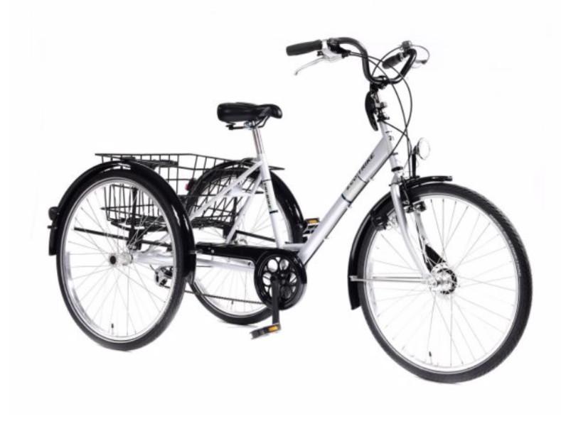 Tribike Eco-trike De Rijcker GO