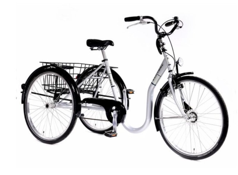 Tribike Eco-trike SU De Rijcker GO