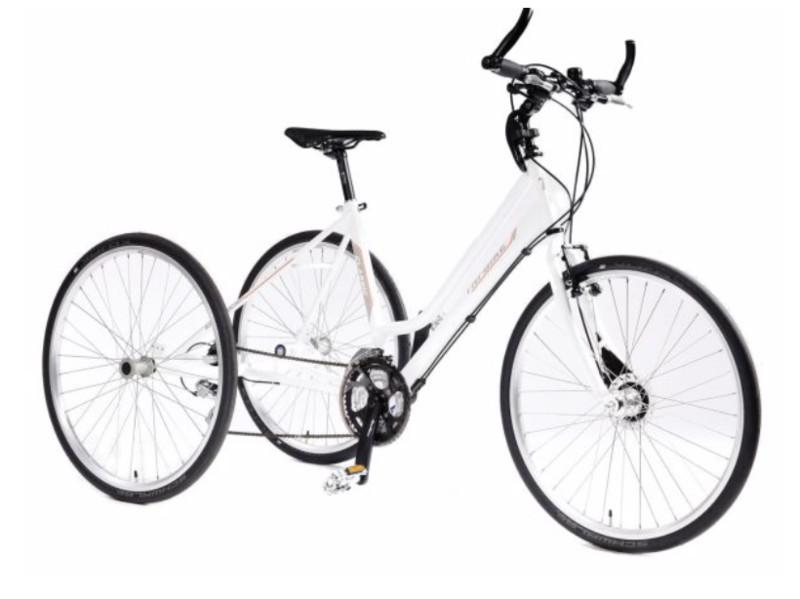 Tribike Sport Basic De Rijcker GO