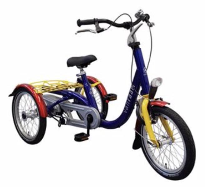 Van Raam Mini Kinderfiets De Rijcker GO
