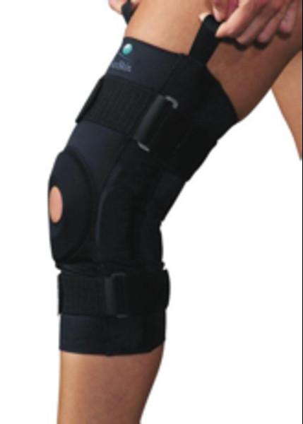 Hinged Knee Skin De Rijcker - Ganda Orthopedica bvba