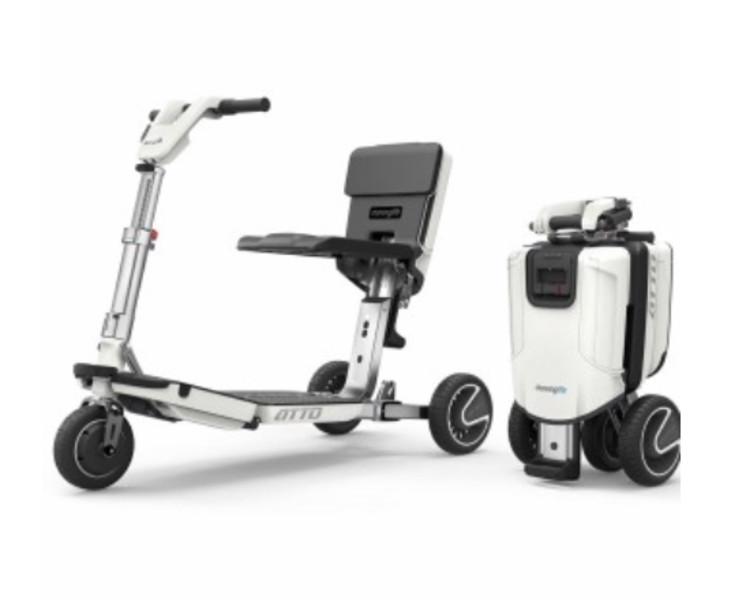 Atto-scooter De Rijcker GO