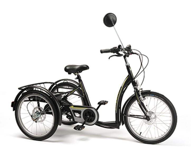 Vermeiren Freedom E-bike De Rijcker GO