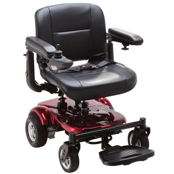 Power Chair De Rijcker GO