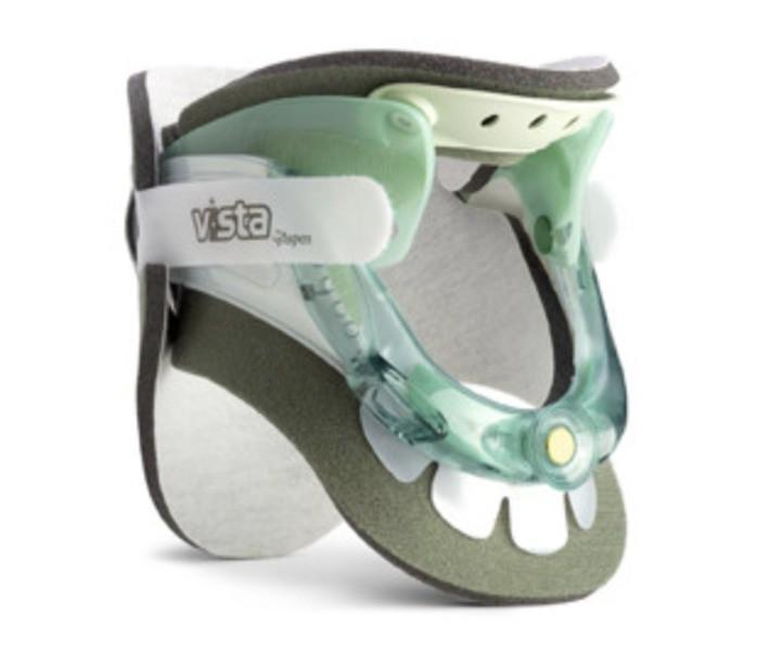 Vista TX Colla Malibu Collar De Rijcker - Ganda Orthopedica bvba