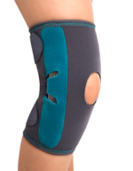 Articulated knie brace De Rijcker - Ganda Orthopedica bvba