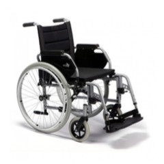 Standaard Rolstoel De Rijcker - Ganda Orthopedica bvba