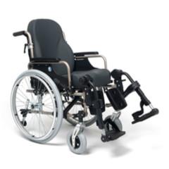 Modulaire rolstoel De Rijcker - Ganda Orthopedica bvba