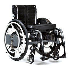 Quickie Wheeldrive  De Rijcker - Ganda Orthopedica bvba