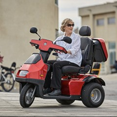 Alfiscooter S3 De Rijcker - Ganda Orthopedica bvba