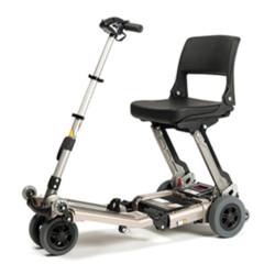 Luggie - plooibare scooter De Rijcker - Ganda Orthopedica bvba