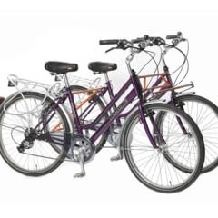 Tribike Duo-bike  De Rijcker - Ganda Orthopedica bvba