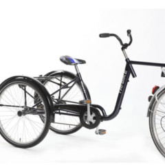 Tribike Trailer Bike  De Rijcker - Ganda Orthopedica bvba