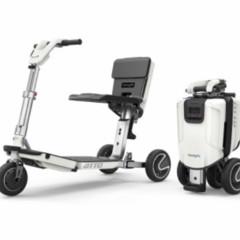 Atto-scooter De Rijcker - Ganda Orthopedica bvba
